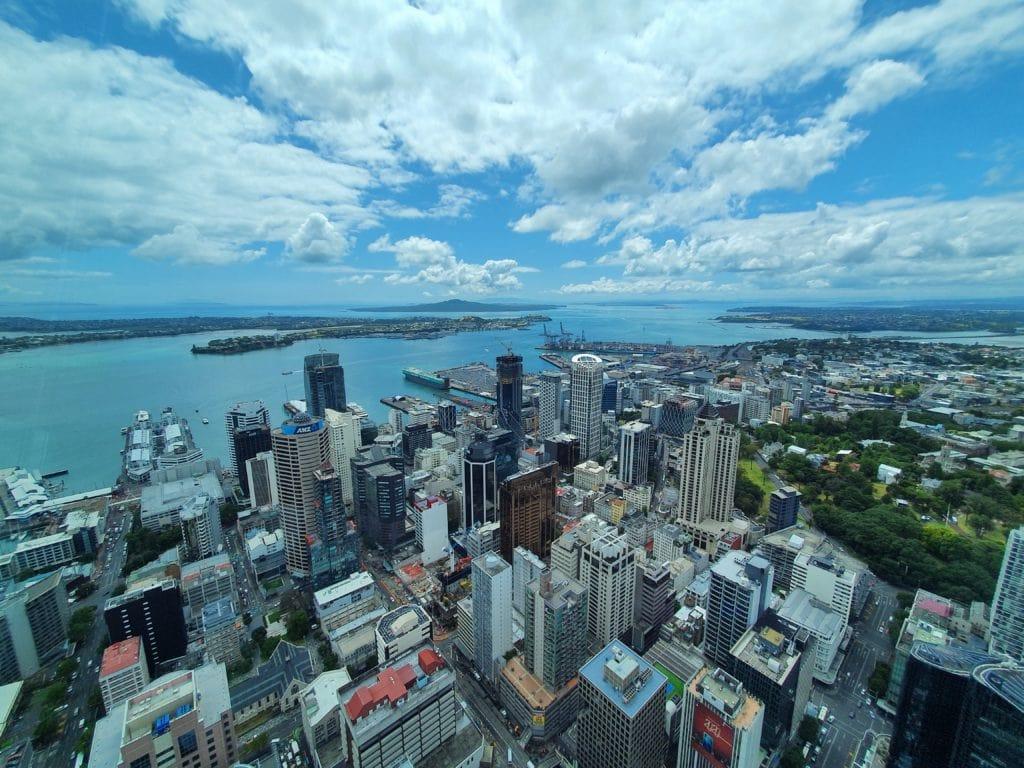 Reisen Neuseeland